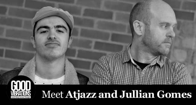 Atjazz and Jullian Gomes feature