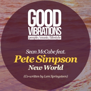 GVM005: Sean McCabe feat. Pete Simpson – NewWorld